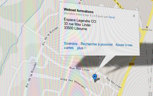 google-maps-webset-formations