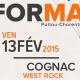 WEBSET au FORMA – Forum Musiques actuelles en Poitou charentes