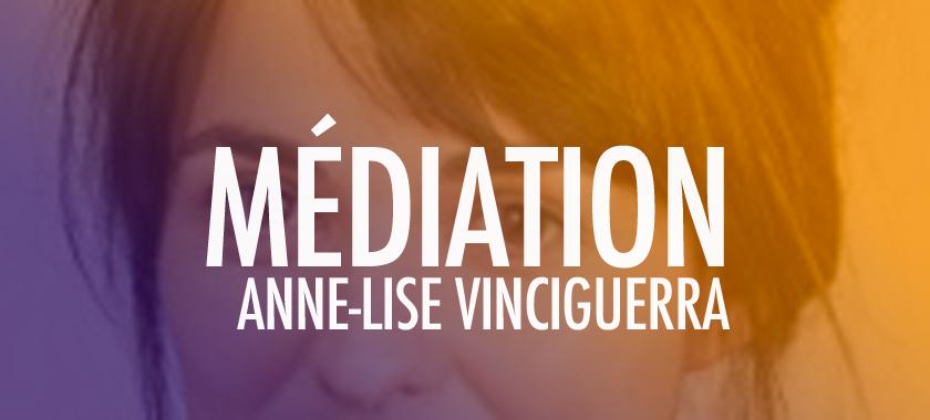 Bienvenue à Anne-Lise Vinciguerra, notre nouvelle formatrice en médiation culturelle